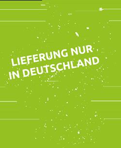 Lieferung nur in Deutschland