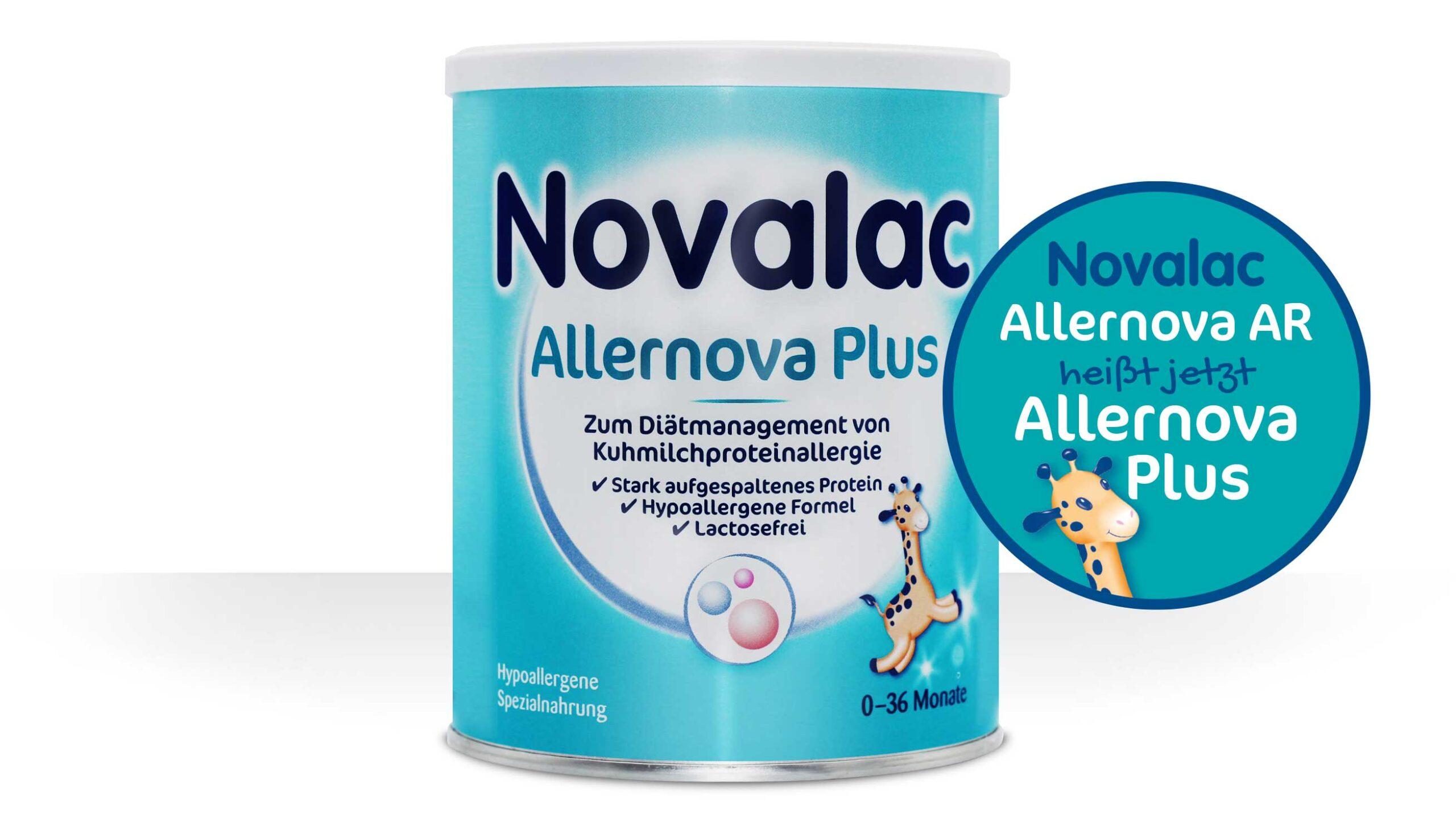 Kuhmilchallergie Allernova