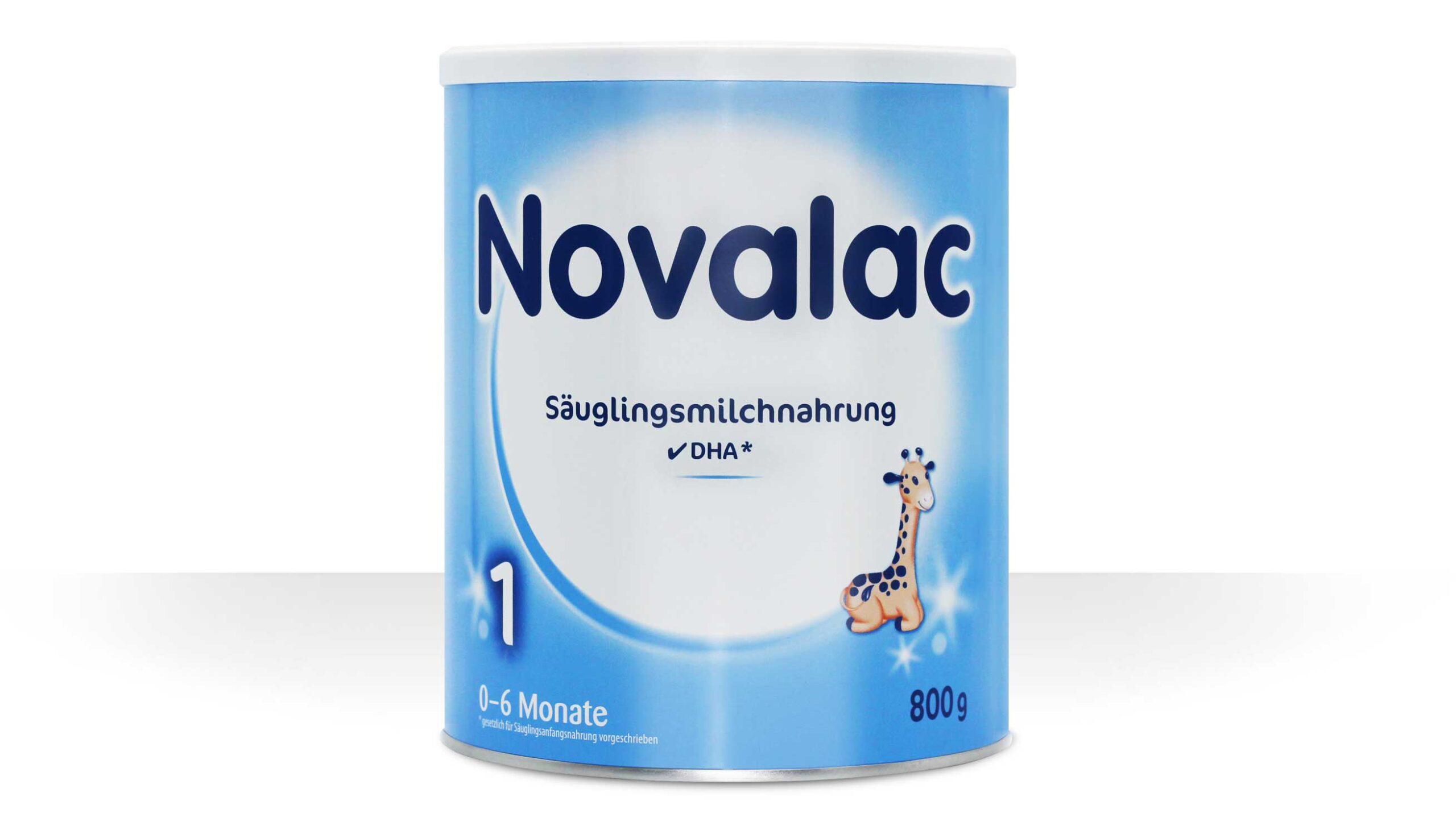 Novalac Startermilch 1
