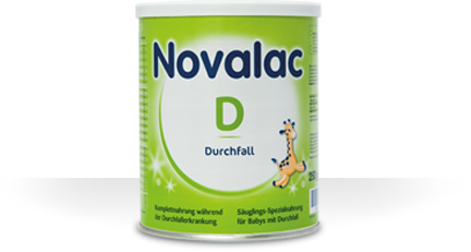 Novalac D bei Durchfall