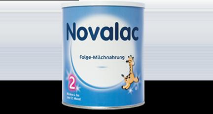 Novalac Folge-Milchnahrung