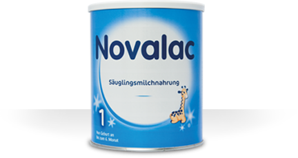 Novalac Säuglingsmilchnahrung