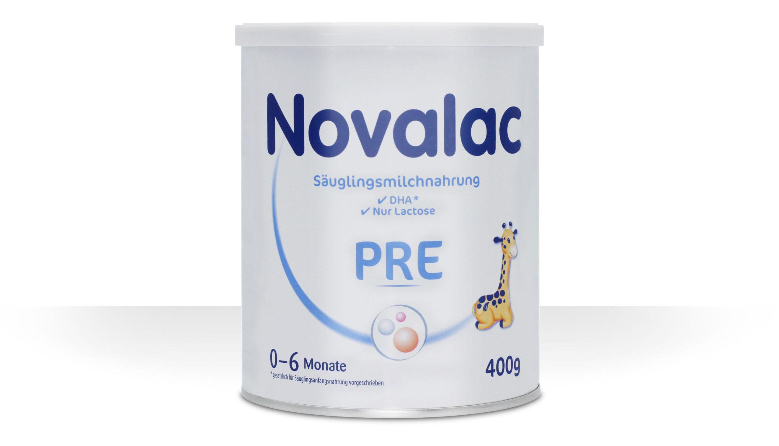 Novalac Startermilch PRE